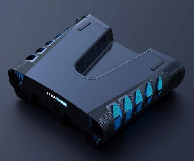 Thiết kế Playstation 5 cuối cùng cũng bị lộ, mang kiểu dáng khoa học viễn tưởng đầy hầm hố? - Ảnh 3.