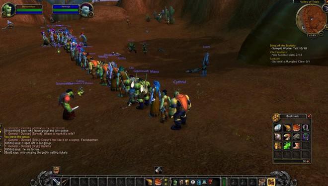 Game thủ World of WarCraft xếp hàng dài như chờ mua iPhone, kiên nhẫn đợi đến lượt được vào giết boss - Ảnh 4.
