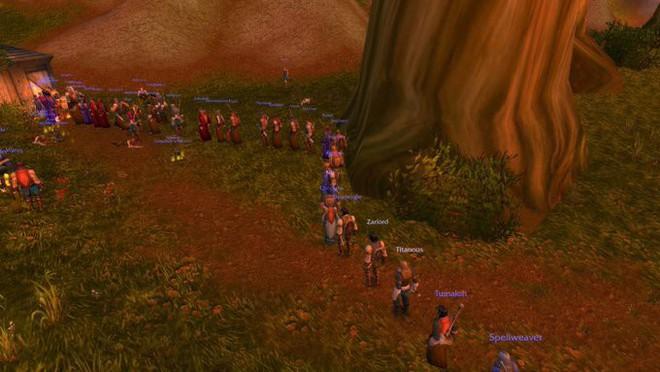 Game thủ World of WarCraft xếp hàng dài như chờ mua iPhone, kiên nhẫn đợi đến lượt được vào giết boss - Ảnh 10.