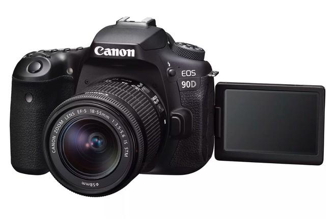 Canon công bố bộ đôi máy ảnh 90D và M6 Mark II cùng cảm biến 32MP mới - Ảnh 1.