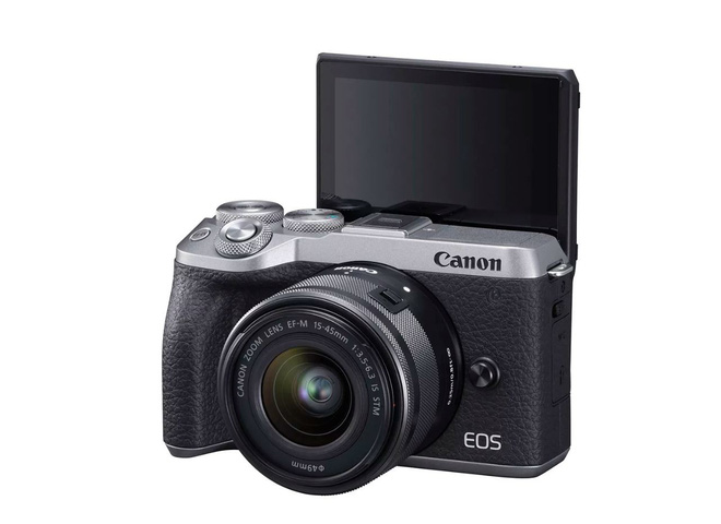 Canon công bố bộ đôi máy ảnh 90D và M6 Mark II cùng cảm biến 32MP mới - Ảnh 2.