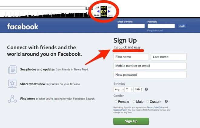 Facebook thay đổi slogan đã tồn tại 10 năm qua, không còn miễn phí và sẽ luôn như thế nữa - Ảnh 2.