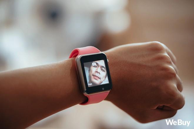 Review nhanh gọn Smartwatch cho trẻ em giá 99K: Có khe SIM, thẻ nhớ, cho nghe nhạc chụp ảnh nhưng cái quan trọng nhất lại thiếu - Ảnh 8.