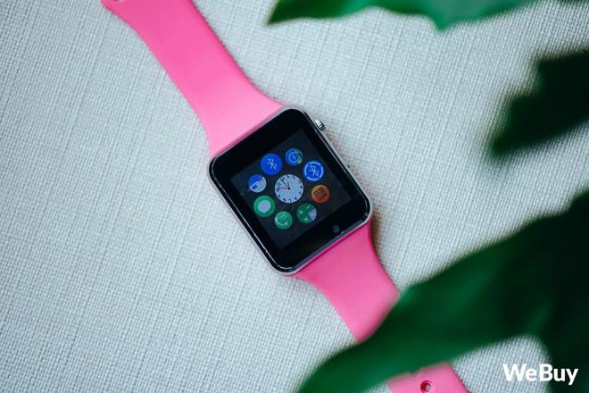 Review nhanh gọn Smartwatch cho trẻ em giá 99K: Có khe SIM, thẻ nhớ, cho nghe nhạc chụp ảnh nhưng cái quan trọng nhất lại thiếu - Ảnh 4.