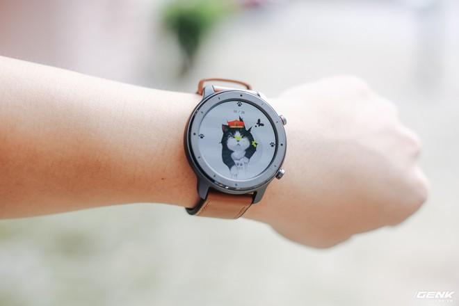 Trên tay Amazfit GTR: Smartwatch thiết kế đẹp, pin siêu trâu dùng 74 ngày, giá 3.9 triệu đồng - Ảnh 6.