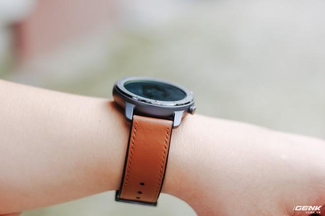 Trên tay Amazfit GTR: Smartwatch thiết kế đẹp, pin siêu trâu dùng 74 ngày, giá 3.9 triệu đồng - Ảnh 8.