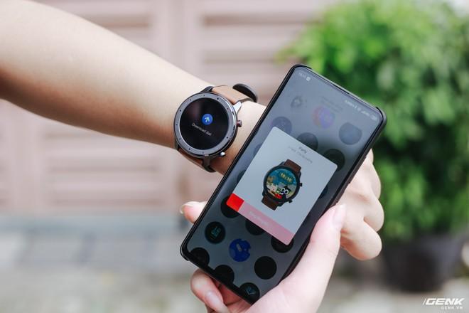 Trên tay Amazfit GTR: Smartwatch thiết kế đẹp, pin siêu trâu dùng 74 ngày, giá 3.9 triệu đồng - Ảnh 11.