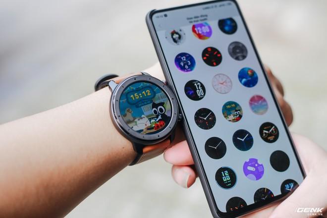 Trên tay Amazfit GTR: Smartwatch thiết kế đẹp, pin siêu trâu dùng 74 ngày, giá 3.9 triệu đồng - Ảnh 10.