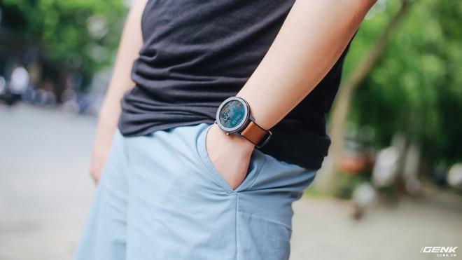 Trên tay Amazfit GTR: Smartwatch thiết kế đẹp, pin siêu trâu dùng 74 ngày, giá 3.9 triệu đồng - Ảnh 1.