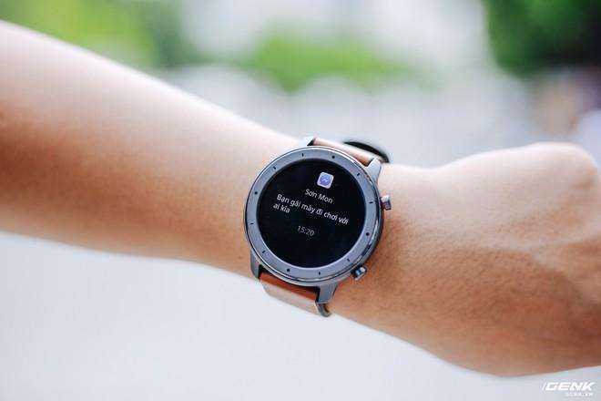 Trên tay Amazfit GTR: Smartwatch thiết kế đẹp, pin siêu trâu dùng 74 ngày, giá 3.9 triệu đồng - Ảnh 14.