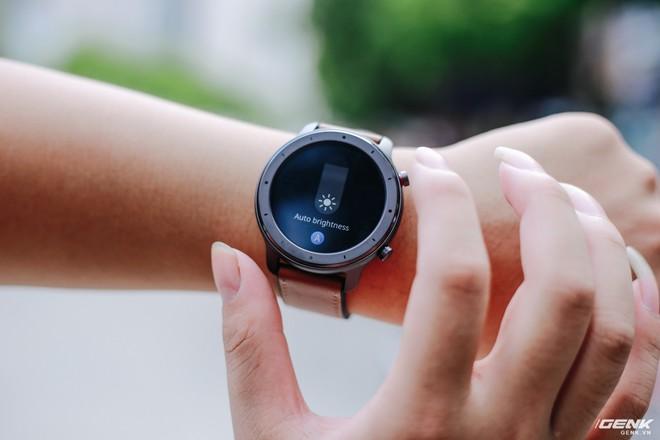 Trên tay Amazfit GTR: Smartwatch thiết kế đẹp, pin siêu trâu dùng 74 ngày, giá 3.9 triệu đồng - Ảnh 9.