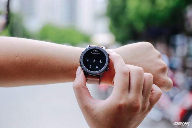 Trên tay Amazfit GTR: Smartwatch thiết kế đẹp, pin siêu trâu dùng 74 ngày, giá 3.9 triệu đồng - Ảnh 16.