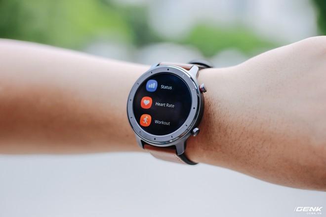 Trên tay Amazfit GTR: Smartwatch thiết kế đẹp, pin siêu trâu dùng 74 ngày, giá 3.9 triệu đồng - Ảnh 15.