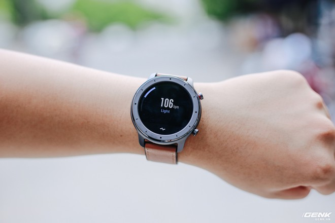 Trên tay Amazfit GTR: Smartwatch thiết kế đẹp, pin siêu trâu dùng 74 ngày, giá 3.9 triệu đồng - Ảnh 13.
