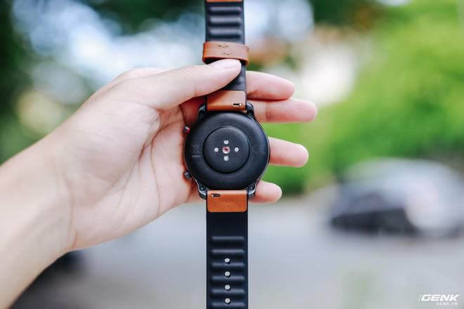Trên tay Amazfit GTR: Smartwatch thiết kế đẹp, pin siêu trâu dùng 74 ngày, giá 3.9 triệu đồng - Ảnh 4.