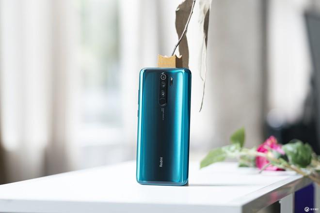 Ảnh thực tế Redmi Note 8 Pro: Thiết kế mới, cấu hình khủng, camera 64MP, giá chỉ từ 4.5 triệu - Ảnh 1.