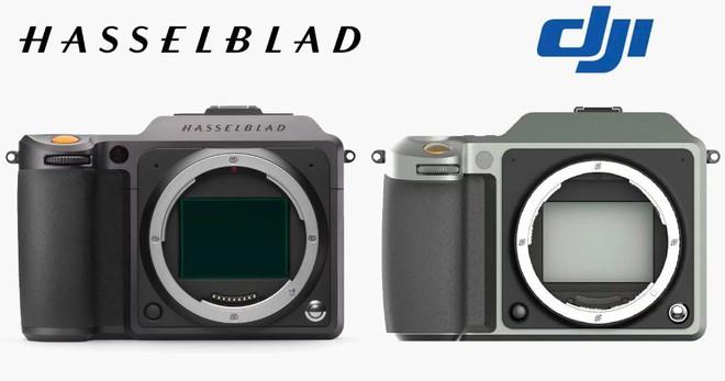 Lộ giấy đăng ký bản quyền cho thấy DJI sẽ ra mắt máy ảnh không gương lật giống hệt Hasselblad X1D - Ảnh 1.