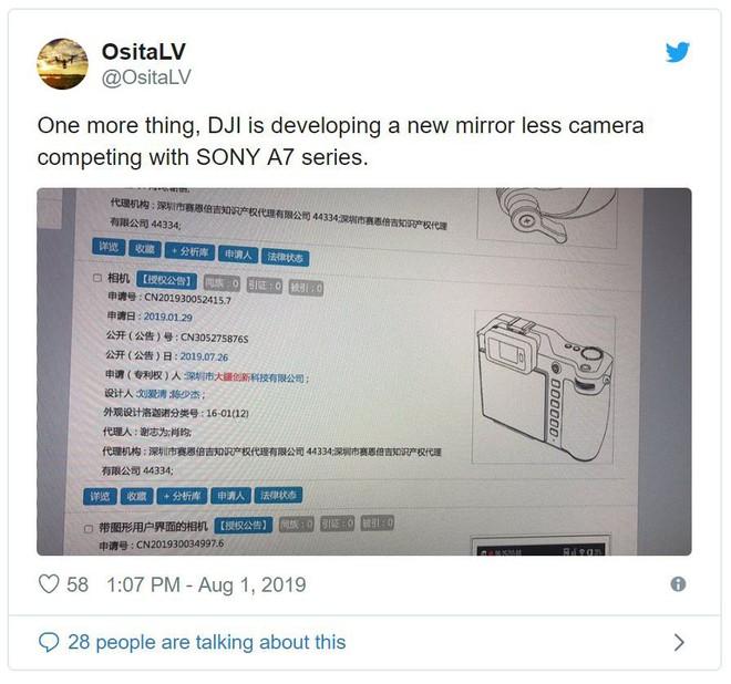 Lộ giấy đăng ký bản quyền cho thấy DJI sẽ ra mắt máy ảnh không gương lật giống hệt Hasselblad X1D - Ảnh 2.