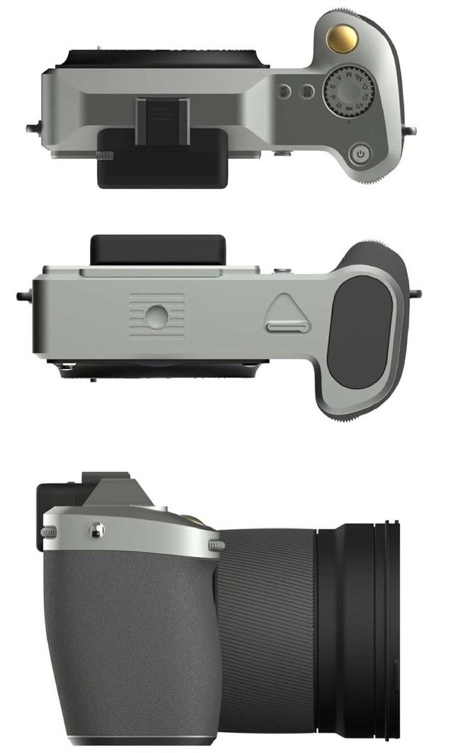 Lộ giấy đăng ký bản quyền cho thấy DJI sẽ ra mắt máy ảnh không gương lật giống hệt Hasselblad X1D - Ảnh 4.
