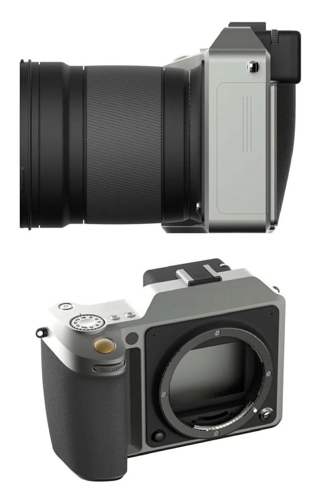 Lộ giấy đăng ký bản quyền cho thấy DJI sẽ ra mắt máy ảnh không gương lật giống hệt Hasselblad X1D - Ảnh 3.