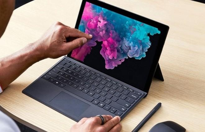Thông tin mới nhất về Surface Pro 7: Dùng chip Intel thế hệ thứ 10, nâng cấp RAM, có thêm bản dùng chip Snapdragon - Ảnh 1.