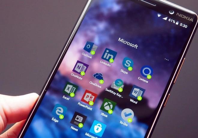 Nhờ ngã rẽ mang tên Android và iOS, Microsoft đã gặt hái được thành công ngoài mong đợi với mảng dịch vụ - Ảnh 1.