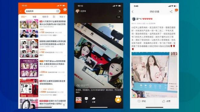 Vấn nạn làng streamer Trung Quốc: Lạm dụng bộ lọc làm đẹp để mưu lợi cá nhân - Ảnh 3.