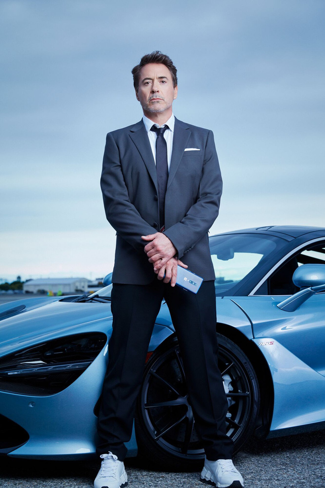 Iron Man Robert Downey Jr. dùng Huawei P30 Pro để quảng cáo cho OnePlus - Ảnh 1.