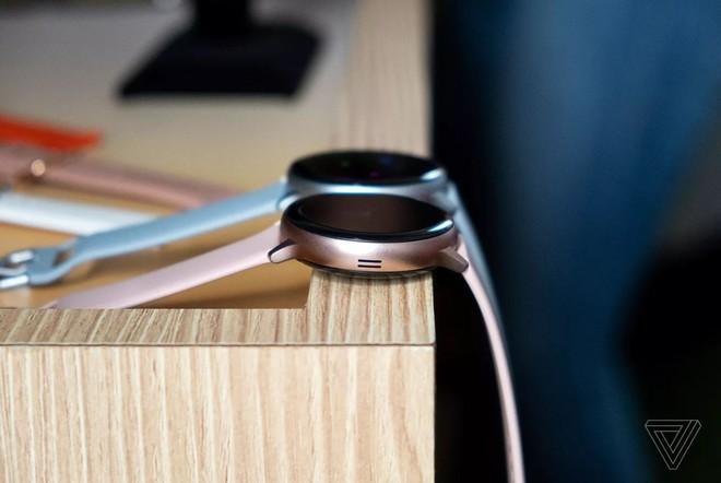 Samsung ra mắt Galaxy Watch Active 2: Vòng xoay cảm ứng, hỗ trợ đo ECG, giá từ 279 USD - Ảnh 4.