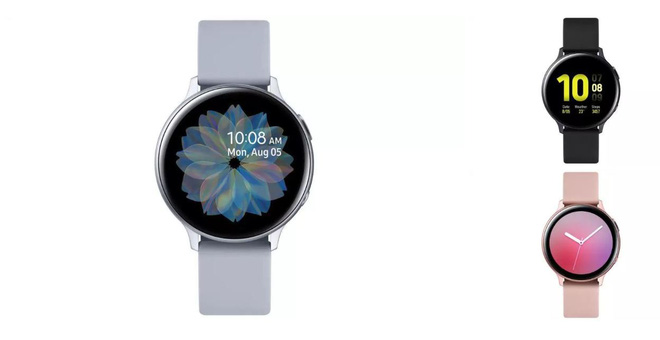 Samsung ra mắt Galaxy Watch Active 2: Vòng xoay cảm ứng, hỗ trợ đo ECG, giá từ 279 USD - Ảnh 2.