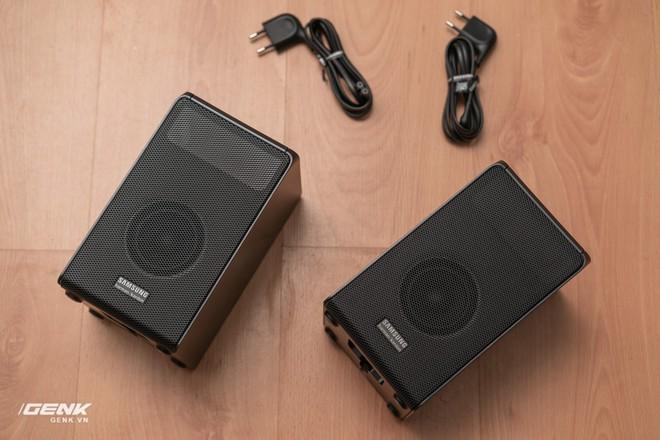 Gãy lưng set up để trải nghiệm Soundbar cao cấp Samsung HW-Q90R 7.1.4: Chất lượng miễn chê cho những ai đủ tiền đầu tư - Ảnh 8.