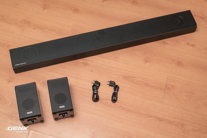Gãy lưng set up để trải nghiệm Soundbar cao cấp Samsung HW-Q90R 7.1.4: Chất lượng miễn chê cho những ai đủ tiền đầu tư - Ảnh 3.