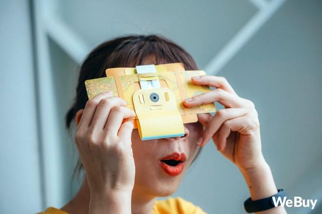 Dùng thử kính hiển vi giấy Foldscope: Zoom 140x, nhìn xuyên sợi tóc, trẻ con học rất tốt mà người lớn chơi cũng vui không kém - Ảnh 13.