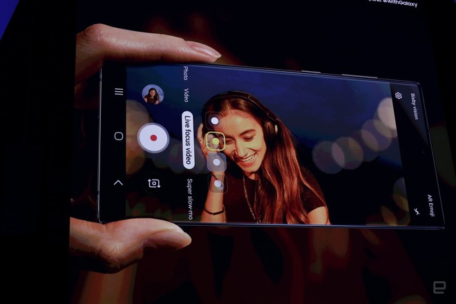 Bộ đôi Samsung Galaxy Note10 có khả năng zoom âm thanh khi quay video độc đáo - Ảnh 1.