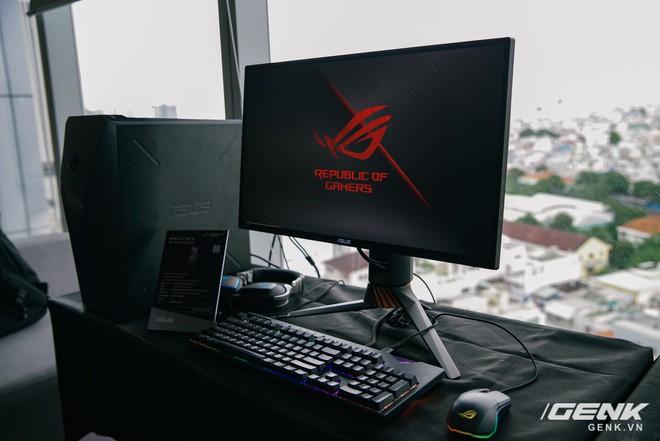 Asus công bố các dòng sản phẩm chuyên trị game ROG, giá cao nhất tới 51 triệu đồng - Ảnh 18.