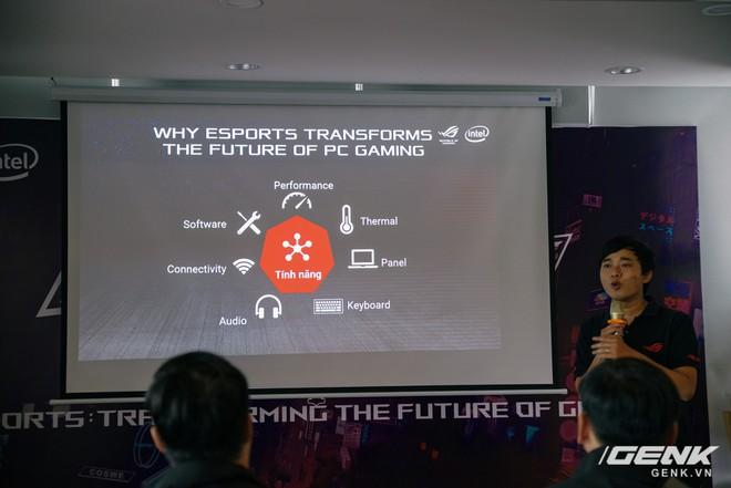 Asus công bố các dòng sản phẩm chuyên trị game ROG, giá cao nhất tới 51 triệu đồng - Ảnh 4.