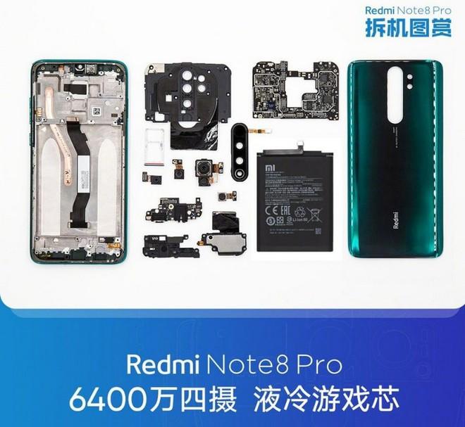 Mổ bụng Redmi Note 8 Pro: Bất ngờ khi máy dùng chip MediaTek nhưng lại hỗ trợ sạc nhanh Quick Charge - Ảnh 10.