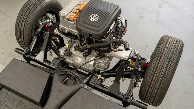 Con bọ của Volkswagen hồi sinh với thiết kế cổ điển đi kèm động cơ điện - Ảnh 1.