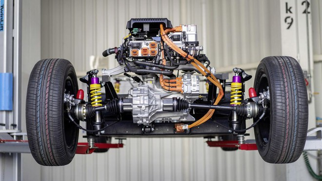 Con bọ của Volkswagen hồi sinh với thiết kế cổ điển đi kèm động cơ điện - Ảnh 2.