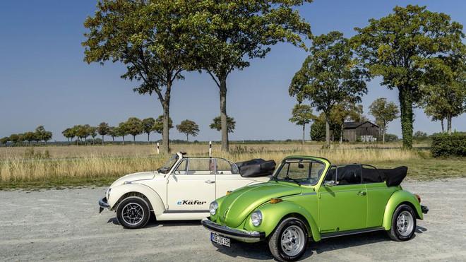 Con bọ của Volkswagen hồi sinh với thiết kế cổ điển đi kèm động cơ điện - Ảnh 4.