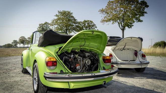 Con bọ của Volkswagen hồi sinh với thiết kế cổ điển đi kèm động cơ điện - Ảnh 6.