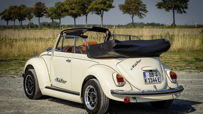 Con bọ của Volkswagen hồi sinh với thiết kế cổ điển đi kèm động cơ điện - Ảnh 7.