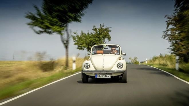 Con bọ của Volkswagen hồi sinh với thiết kế cổ điển đi kèm động cơ điện - Ảnh 8.