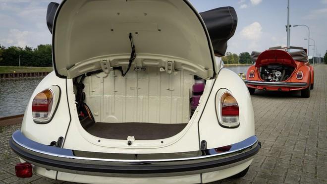 Con bọ của Volkswagen hồi sinh với thiết kế cổ điển đi kèm động cơ điện - Ảnh 10.