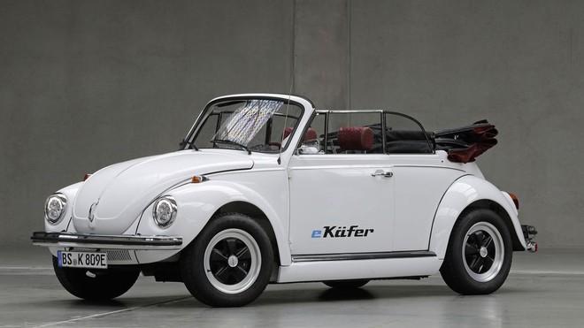 Con bọ của Volkswagen hồi sinh với thiết kế cổ điển đi kèm động cơ điện - Ảnh 14.