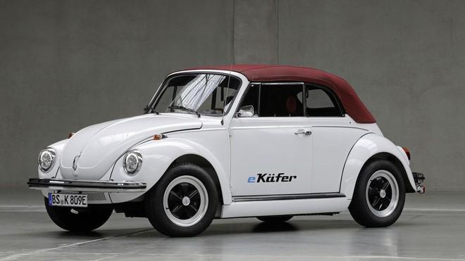 Con bọ của Volkswagen hồi sinh với thiết kế cổ điển đi kèm động cơ điện - Ảnh 15.