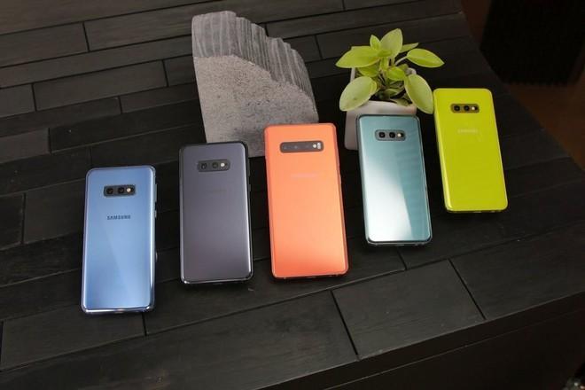 Galaxy S11 sẽ bao gồm 1 số tùy chọn màu sắc quen thuộc? - Ảnh 1.