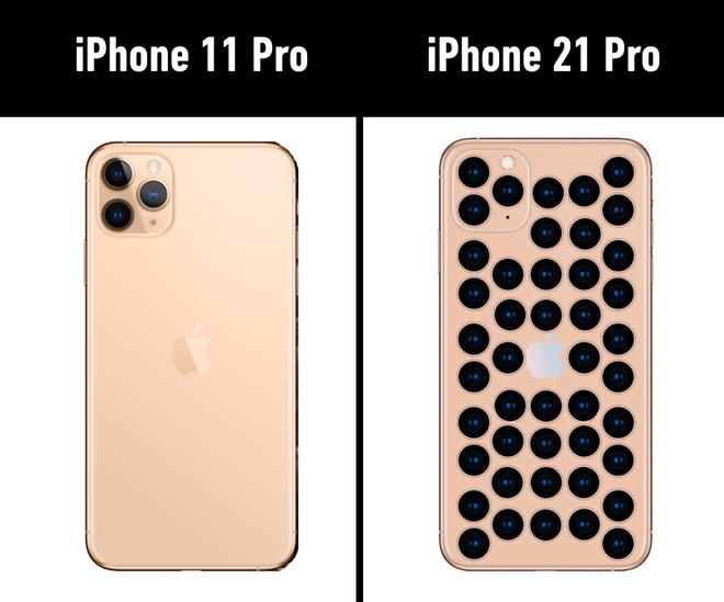 Cảnh báo: Đừng mua iPhone 11 Pro, iPhone 11 Pro Max nếu bạn thuộc 15% dân số thế giới mắc phải chứng sợ lỗ - Ảnh 5.