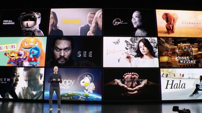 Chỉ bằng một câu nói thôi, Apple đã trở thành đối thủ đáng gờm của Netflix, Disney, Amazon và Google... - Ảnh 2.