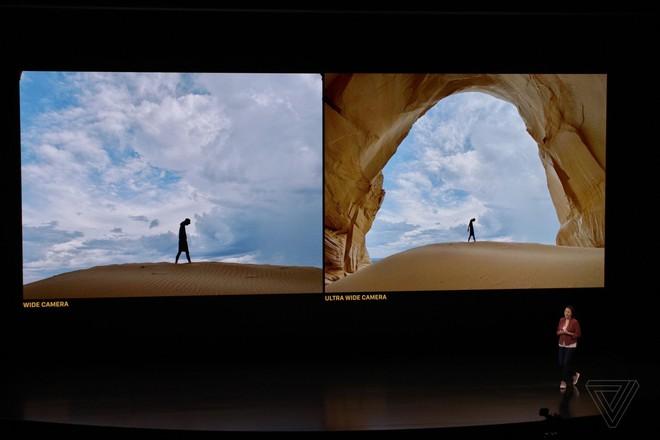 iPhone 11 chính thức ra mắt: camera kép góc siêu rộng, có tính năng chụp đêm, chip A13 Bionic, pin tốt, giá chỉ 699 USD - Ảnh 4.